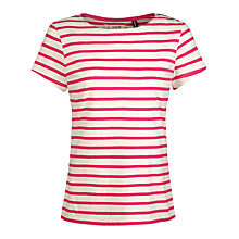 Buy Seasalt Sailor T-Shirt, Ecru/Coulis Online at johnlewis.com