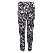 Buy Hobbs Joyce Trousers, Grey/Multi Online at johnlewis.com