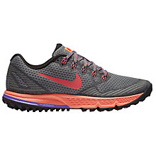Buy Nike Air Zoom Wildhorse 3 Women's Running Shoes Online at johnlewis.com