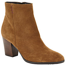Buy John Lewis Prunella Block Heeled Ankle Boots Online at johnlewis.com