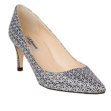 Buy L.K. Bennett Florida Pointed Toe Court Shoes Online at johnlewis.com