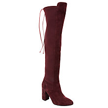 Buy Somerset by Alice Temperley Stoford Over the Knee Boots Online at johnlewis.com