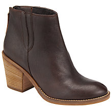 Buy Collection WEEKEND by John Lewis Poissy Ankle Boots Online at johnlewis.com