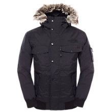 Buy The North Face Gotham Men's Jacket, Black Online at johnlewis.com