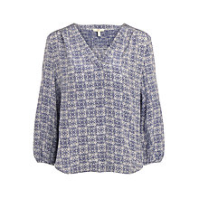 Buy Joie Axel Blouse, Blue Online at johnlewis.com
