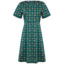 Buy Seasalt Poppy Field Reversible Dress, Scratch Spot Deep Sea Online at johnlewis.com