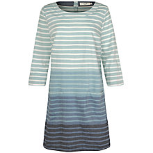 Buy Seasalt Folly Cove Dress, Drift Driver Fathom Online at johnlewis.com