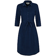 Buy Seasalt Miss Stays Shirt Dress, Marine Online at johnlewis.com