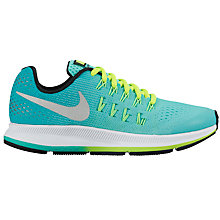 Buy Nike Children's Air Zoom Pegasus 33 Running Shoes Online at johnlewis.com