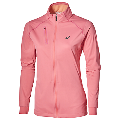 Asics Accelerate Waterproof Women's Jacket, Camelion Rose