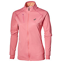 Buy Asics Accelerate Waterproof Women's Jacket, Camelion Rose Online at johnlewis.com