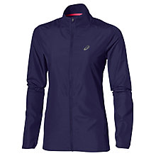 Buy Asics Women's Running Jacket, Parachute Purple Online at johnlewis.com