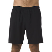 "Buy Asics 7"" Running Shorts, Black Online at johnlewis.com"