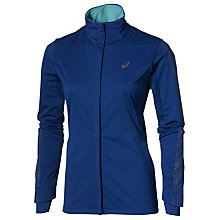 Buy Asics Liteshow Winter Women's Jacket, Blue Online at johnlewis.com