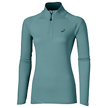 Buy Asics Running Long Sleeve Half Zip Jersey Top Online at johnlewis.com
