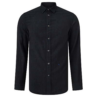 Image of Diesel S-Five Double Face Shirt, Black