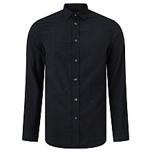 Buy Diesel S-Five Double Face Shirt, Black Online at johnlewis.com