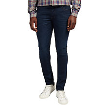 Buy Diesel Tepphar 0857Z Carrot Jeans, Dark Blue Online at johnlewis.com