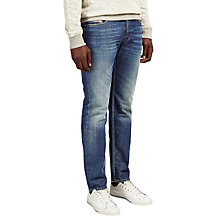 Buy Diesel Larkee Beex Jeans, Mid Wash Online at johnlewis.com