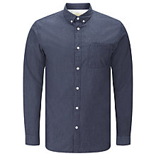 Buy Selected Homme Waiden Shirt, Dark Navy Online at johnlewis.com