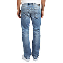 Buy Diesel J Waykee Jeans, Light Wash Online at johnlewis.com