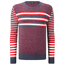 Buy Diesel K-Maniky Jumper K-Calib-C Jumper, Total Eclipse Online at johnlewis.com