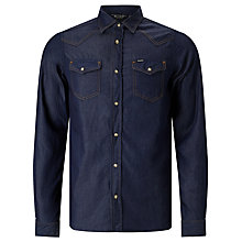 Buy Diesel Sonora Denim Shirt, Denim Online at johnlewis.com