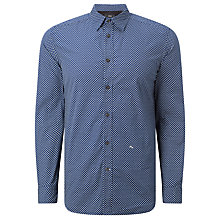 Buy Diesel S-Pink Shirt, Blue Depths Online at johnlewis.com