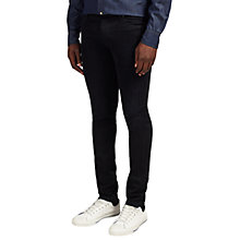 Buy Diesel Tepphar Jeans, Black Online at johnlewis.com