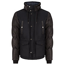 Buy Diesel W Unresty Jacket, Black Online at johnlewis.com