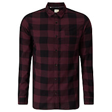 Buy Selected Homme Onened Shirt, Winetasting Online at johnlewis.com