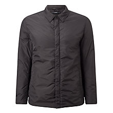 Buy Selected Homme SHX Shacket, Black Online at johnlewis.com