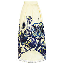 Buy Coast Mina Jacquard Full Skirt, Multi Online at johnlewis.com