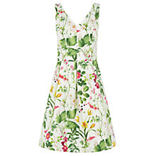 Buy Oasis Paradise Skater Dress, Multi Online at johnlewis.com