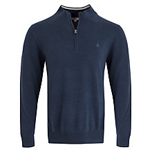 Buy Calvin Klein Golf Heather Half Zip Jumper Online at johnlewis.com