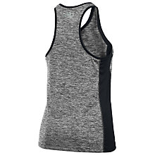 Buy Under Armour Tech Tank Top, Black Online at johnlewis.com