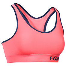 Buy Under Armour Mid Sports Bra Online at johnlewis.com