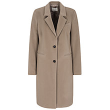 Buy Oui Crombie Style Coat Online at johnlewis.com