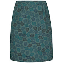 Buy Seasalt Gothal Skirt, Diamond Leaf Cliff Online at johnlewis.com