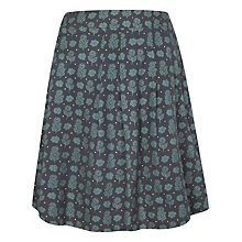 Buy Seasalt Morish's Beach Skirt, Autumn Woodcut Coal Online at johnlewis.com