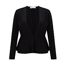 Buy John Lewis Deep V-Neck Cardigan Online at johnlewis.com