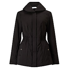 Buy John Lewis Shawl Collar Padded Mac Online at johnlewis.com