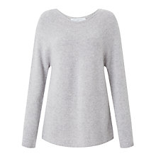 Buy John Lewis Wide Crew Neck Cashmere Jumper Online at johnlewis.com