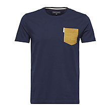 Buy Tommy Hilfiger Norman T-shirt, Navy Blazer Online at johnlewis.com