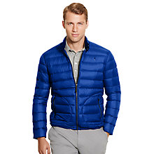 Buy Polo Golf by Ralph Lauren Packable Down Jacket Online at johnlewis.com