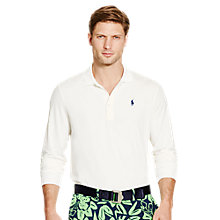 Buy Polo Golf by Ralph Lauren Long Sleeve Pro Fit Polo Shirt Online at johnlewis.com