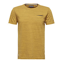 Buy Tommy Hilfiger Felix T-Shirt, Arrowwood Heather Online at johnlewis.com