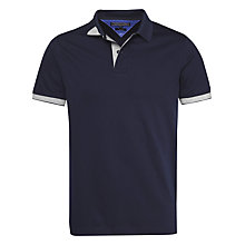 Buy Tommy Hilfiger Findy Polo Shirt, Navy Blazer Online at johnlewis.com