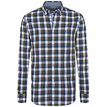 Buy Tommy Hilfiger Gingham Twill Shirt Online at johnlewis.com