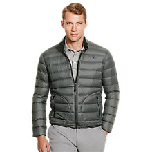 Buy Polo Golf by Ralph Lauren Packable Quilted Down Jacket Online at johnlewis.com